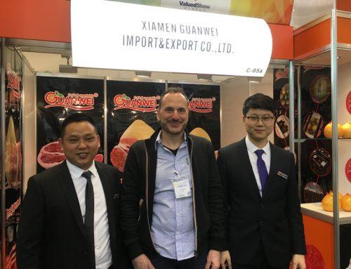 World Fruit Logistica 2018 – Berlin